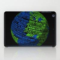Mostly Harmless iPad Case