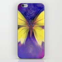You Are The Wings In The… iPhone & iPod Skin