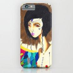 Geometric Madonna  iPhone 6 Slim Case
