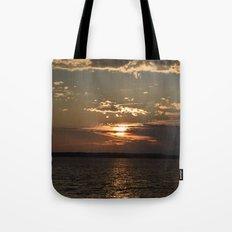 Ocean City, Maryland Series - Sunset Tote Bag
