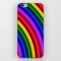 Rain Bow iPhone & iPod Skin