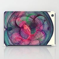 Phantom Streak Nebula iPad Case