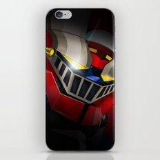 mazinger fan art iPhone & iPod Skin