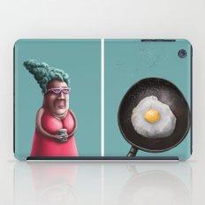 Strange believes 01 iPad Case