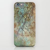 For the love of trees - textured photography iPhone 6 Slim Case