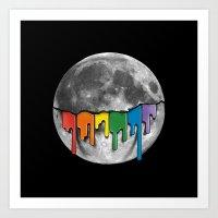 Any Color You Like Art Print