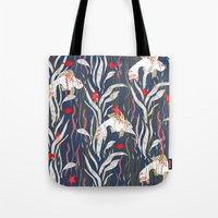 Seaweed Swim Tote Bag