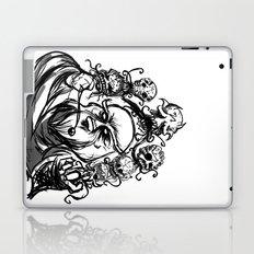 Wizard of Necroz Laptop & iPad Skin