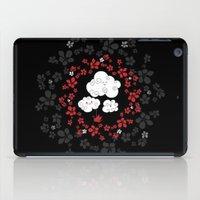 Cute Clouds iPad Case