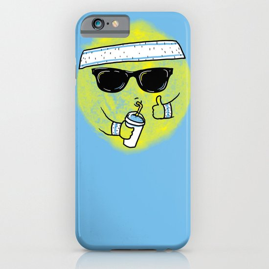 Dealin' With Summer iPhone & iPod Case