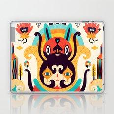 The Secret Key Laptop & iPad Skin