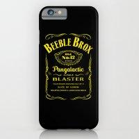 Pan Galactic Gargle Blaster iPhone 6 Slim Case