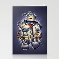 WHO ya Gonna Call Stationery Cards