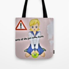 so wrong Tote Bag