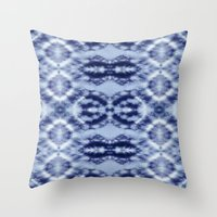 Laurel Canyon Tie-Dye Throw Pillow