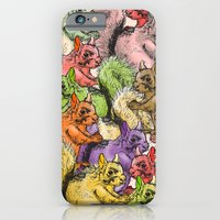 Squirrels Parade iPhone 6 Slim Case