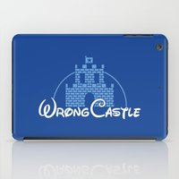 Wrong Castle iPad Case