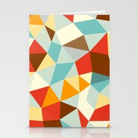 Circus Tris Stationery Cards