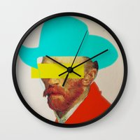 I wanna be a cowboy 3 Wall Clock