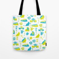 Summer Time Tote Bag