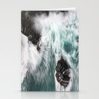 Atlantic Coast, Cornwall UK Stationery Cards