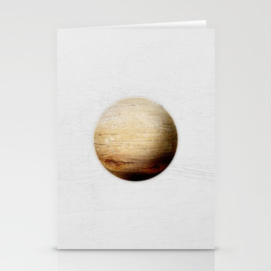 Element: Earth Stationery Card