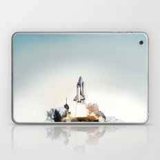 Rocket launch Laptop & iPad Skin