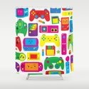 AXOR Heroes - Love For Games Shower Curtain