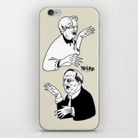 Insanitoosi iPhone & iPod Skin