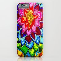 iPhone & iPod Case featuring Bouquet 1  by ElifsArt