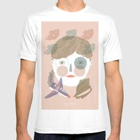 Lord Of The Flies Mens Fitted Tee White SMALL