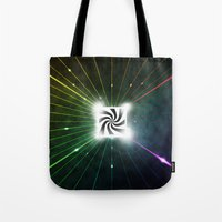 Sugary Star Tote Bag