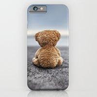 Teddy Blue iPhone 6 Slim Case