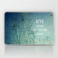 One Fine Star Away Laptop & iPad Skin