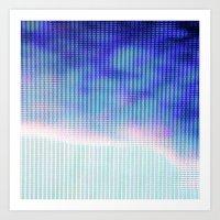 Haze_v_1.11 Art Print