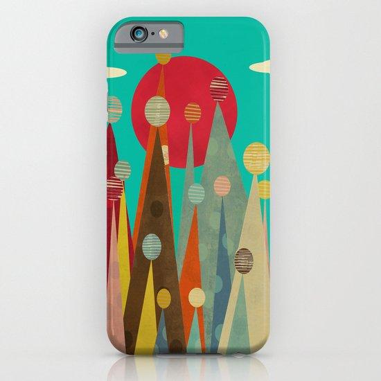 pleasure peaks iPhone & iPod Case