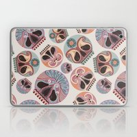SUGAR SKULL CANDY Laptop & iPad Skin