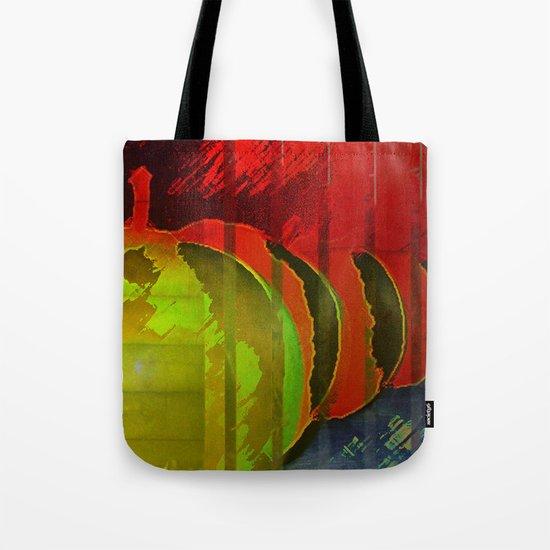 Winter Apples  Tote Bag