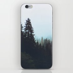 Washington Woodlands iPhone & iPod Skin
