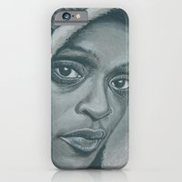 Black Panther iPhone 6 Slim Case