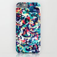 iPhone & iPod Case featuring I Love Everything About You by Anai Greog