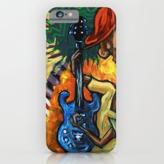 Canned Jazz iPhone 6 Slim Case