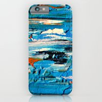 iPhone & iPod Case featuring Blue by Claudia McBain