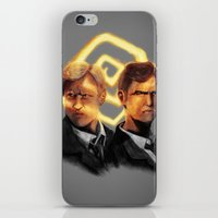 Detectives iPhone & iPod Skin