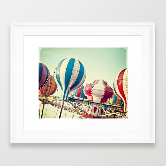Sounds of Summer  Framed Art Print