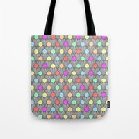 Careless Woman Pattern V2 Tote Bag