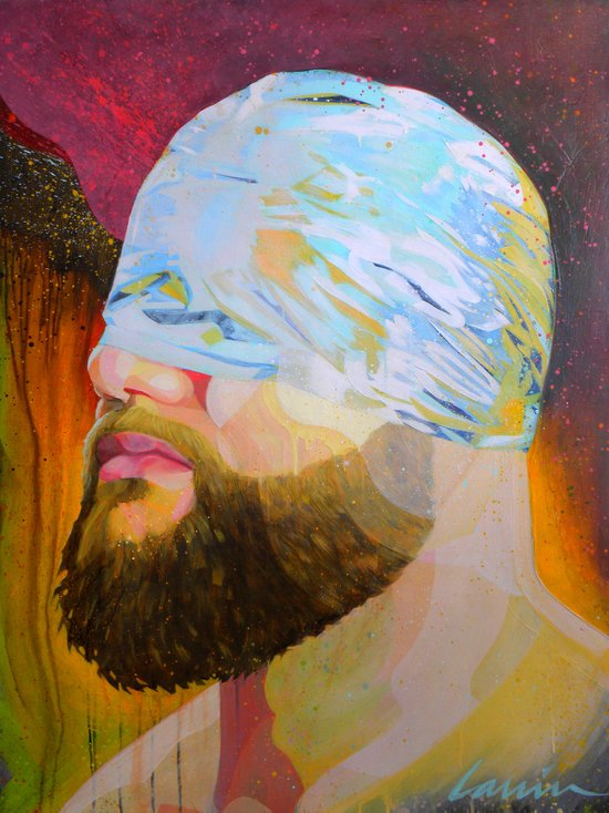 Eric II Art Print