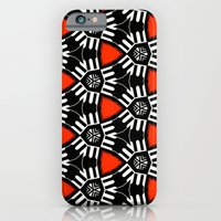 iPhone & iPod Case featuring Breitner Pattern by Stoflab