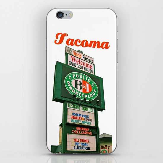 World Famous B&I iPhone & iPod Skin