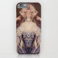 iPhone & iPod Case featuring RORSCHACH by Joshua Boydston